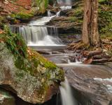 Free Photo - Ricketts Glen Waterfall Layers - HDR