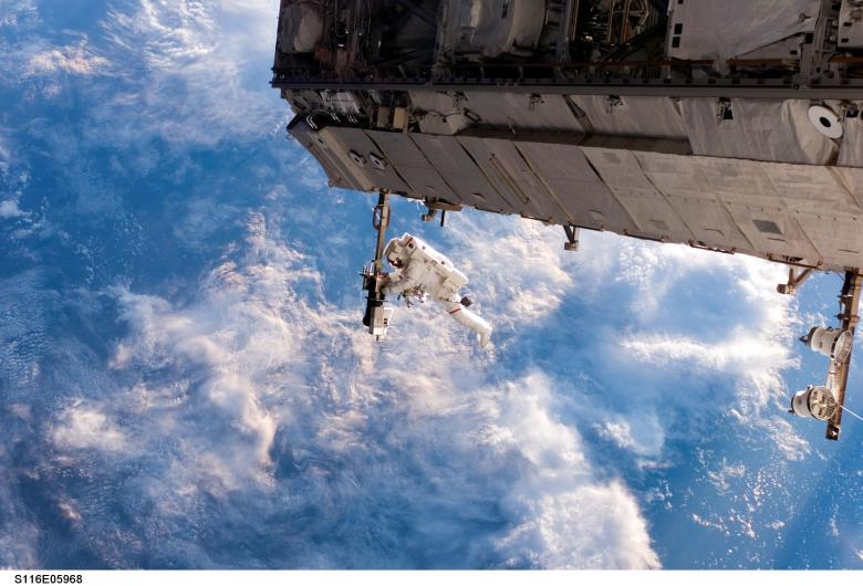 International Space Station - Free Space Stock Photos