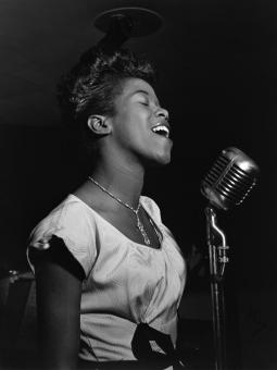 Sarah Vaughan - Free Stock Photo