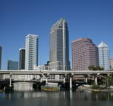 Free Photo - Tampa City View