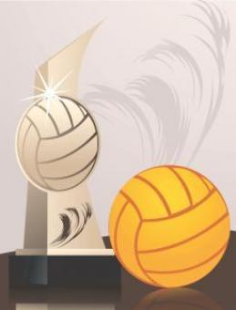 Volleyball Vector - Free Stock Photo