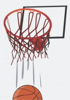 Basketball Vector - Free Stock Photo