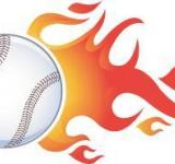 Free Photo - Tennis Ball in Fire Vector