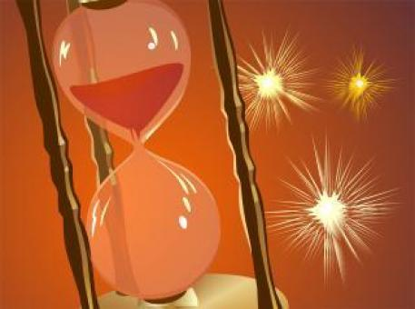 Hourglass Vector Illustration - Free Stock Photo