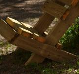 Free Photo - Selfmade wooden chair