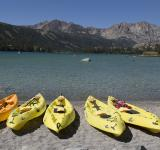 Free Photo - Kayaks on the Shore