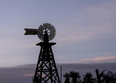 Windmill - Free Stock Photo