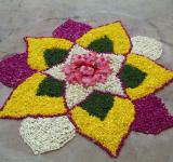 Free Photo - Flower Rangoli