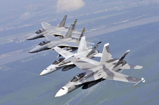 Military Jets - Free Stock Photo