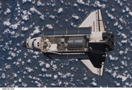 Space Shuttle - Free Stock Photo