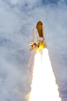Space Shuttle Endeavour - Free Stock Photo