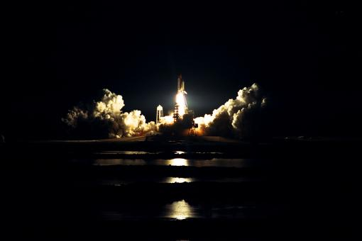 Space Shuttle Launch - Free Stock Photo