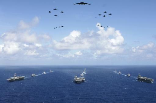Military Aircraft Carriers - Free Stock Photo