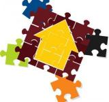 Free Photo - Vector Home Jigsaw Puzzle