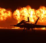 Free Photo - Air Show Flames