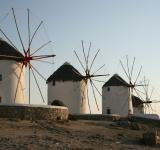 Free Photo - Windmills in Village