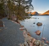 Free Photo - Jordan Pond Trail - HDR