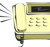 Free Photo - Phone Ringing - Clipart