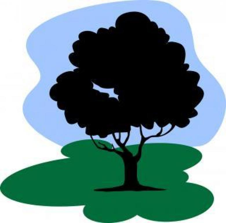 Free Stock Photo of Tree under sky - Vector Clipart Created by maa illustrations