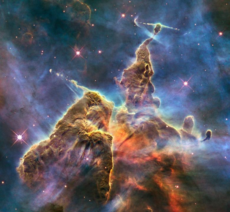 Carina Nebula - Free Space Stock Photos