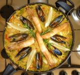 Free Photo - Paella Dish