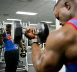 Free Photo - Bodybuilder in Gym