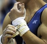 Free Photo - Gymnast Getting Ready