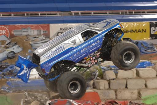 Monster Truck - Free Stock Photo