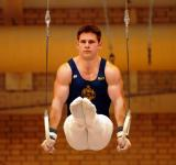 Free Photo - Gymnast Training