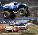 Free Photo - Monster Truck Jump