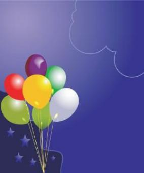 Vector Balloons - Free Stock Photo