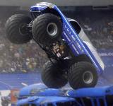 Free Photo - Monster Truck Racing