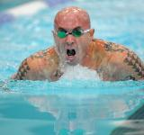 Free Photo - Breaststroke Swimming