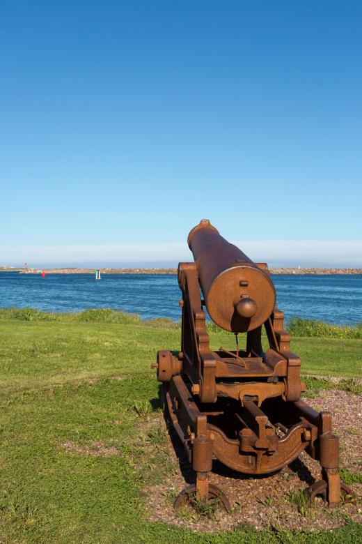 Free Stock Photo of Historic Cannon Created by Geoffrey Whiteway