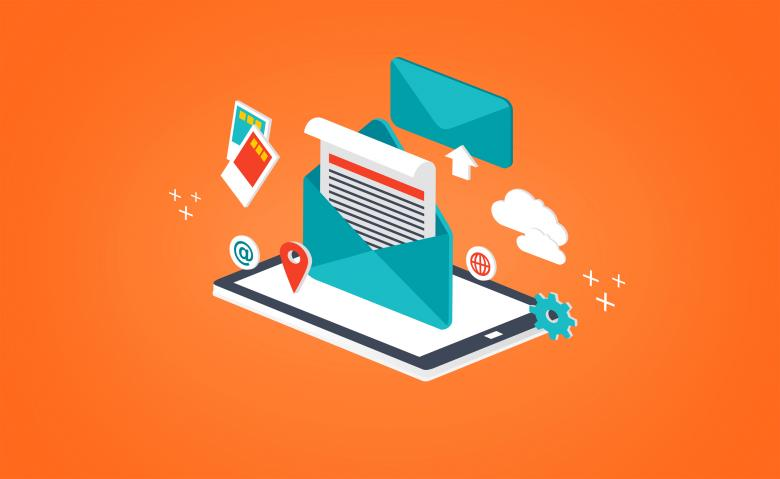 Free Stock Photo of Concept of Sending and Receiving E-mail Created by Jack Moreh