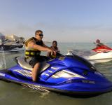 Free Photo - Jetskiing in the Sea
