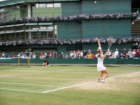 Wimbledon Championship - Free Stock Photo