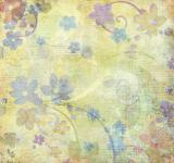 Free Photo - Yellow Floral Background