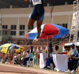 Free Photo - Long Jump Competition