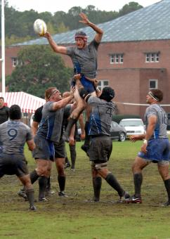 Rugby Match - Free Stock Photo