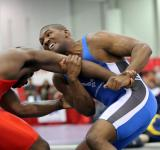 Free Photo - Olympic Wrestlers