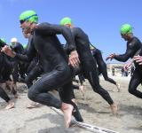 Free Photo - Triathlon Race