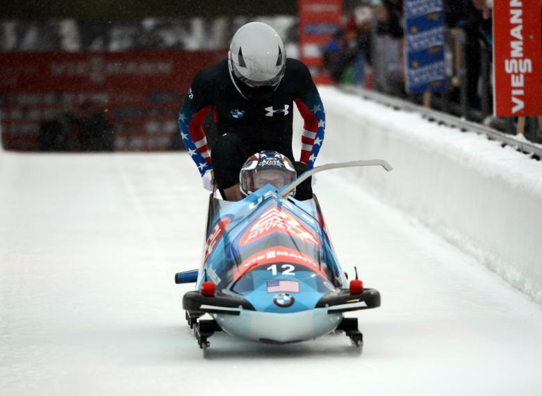 Free Stock Photo of Bobsled Racing Created by Pixabay