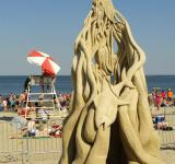 Free Photo - Sand Sculpture