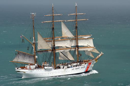 Coast Guard Ship - Free Stock Photo
