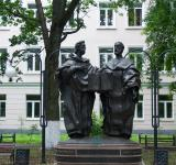 Free Photo - Monument to Cyril and Methodius