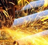 Free Photo - Sparks of Welding
