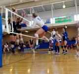 Free Photo - College Volleyball Competition
