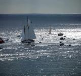 Free Photo - Ship Sailing in the Ocean