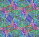 Free Photo - Multicolor Wired Abstract Spiral Background